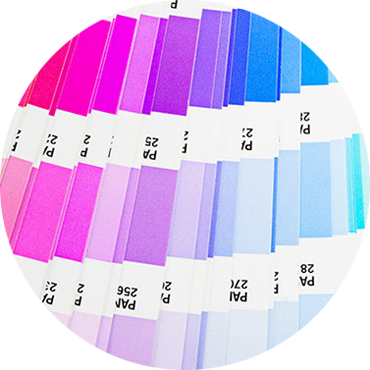 Polymeric is certified to match Pantone colors