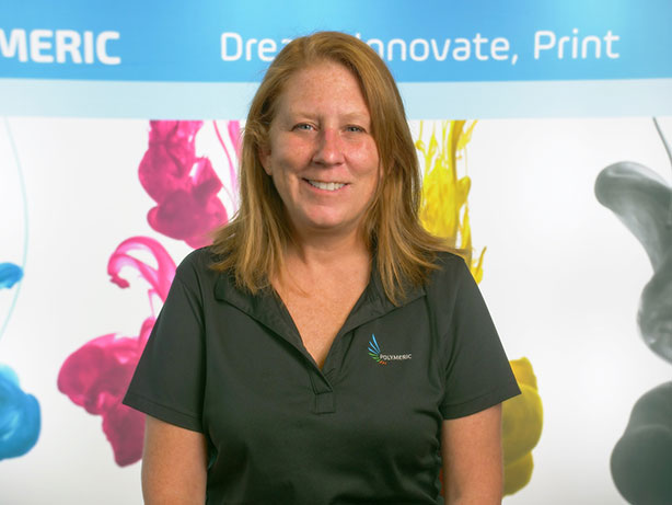 About Polymeric Laboratory Manager, Amy Hohenadel