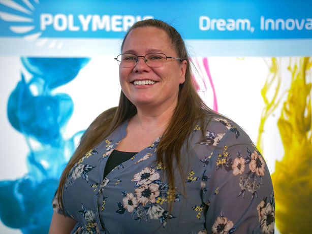 Polymeric Customer Experience Manager, Anna Kankey