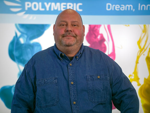 About Polymeric Technical Service Manager, Kevin House