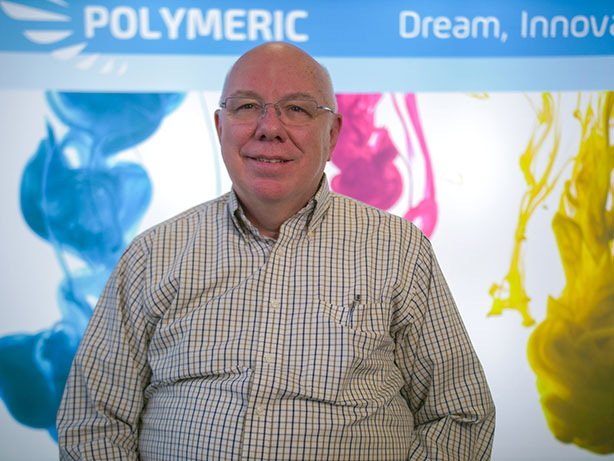 About Polymeric Regulatory Compliance Specialist, Ron McKinney