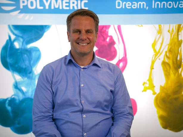 About Polymeric CEO, Tim Leclercq